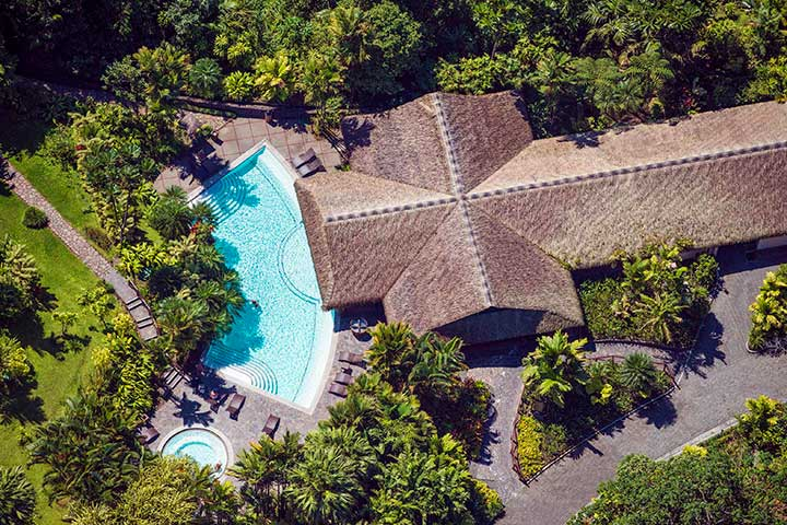 Hotel Tabacon - Costa Rica